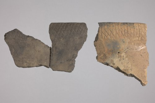 Ceramic Rim Sherds from 14EK308 - Page
