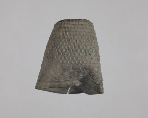 Thimble from the Hollenberg Pony Express Station, 14WH316 - Page