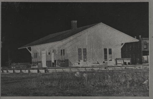 Kansas Pacific Railway Company depot, Abilene, Kansas - Page