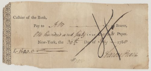 Aaron Burr and Theodosia Prevost Burr letters - Page