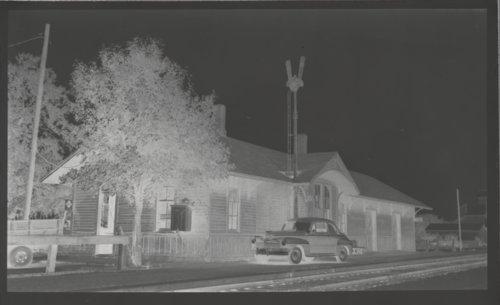 Chicago, Rock Island & Pacific Railroad depot, Horton, Kansas - Page