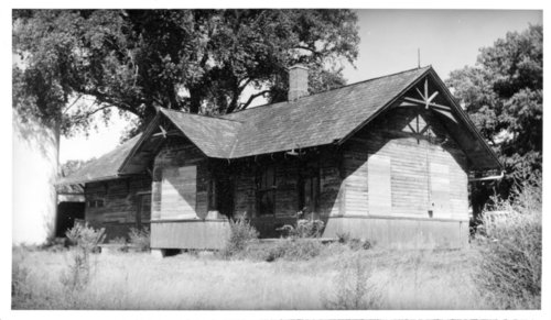 Union Pacific Railroad Company depot, St. George, Kansas - Page