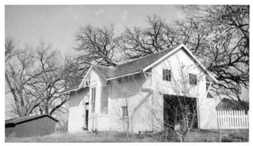 Kansas City, Wyandotte & Northwestern Railroad depot, Ontario, Kansas - Page