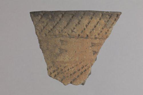 Ceramic Rim Sherd from 14EK304 - Page