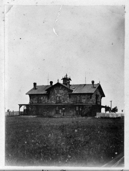 Victoria, Kansas depot - Page