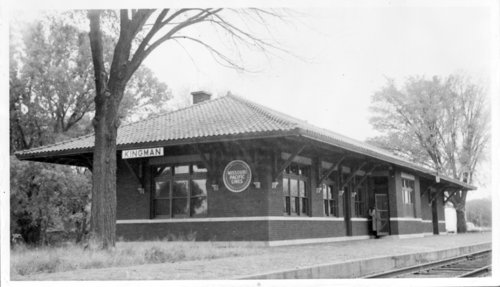 Missouri Pacific Railroad depot, Kingman, Kansas - Page