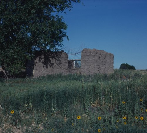 Sod House Remnants in Cheyenne County - Page