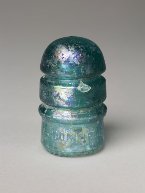 Brookfield Telegraph Insulator from the Plowboy Site, 14SH372 - Page