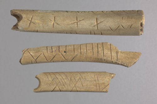 Decorated Bone from the Nulik Site - Page