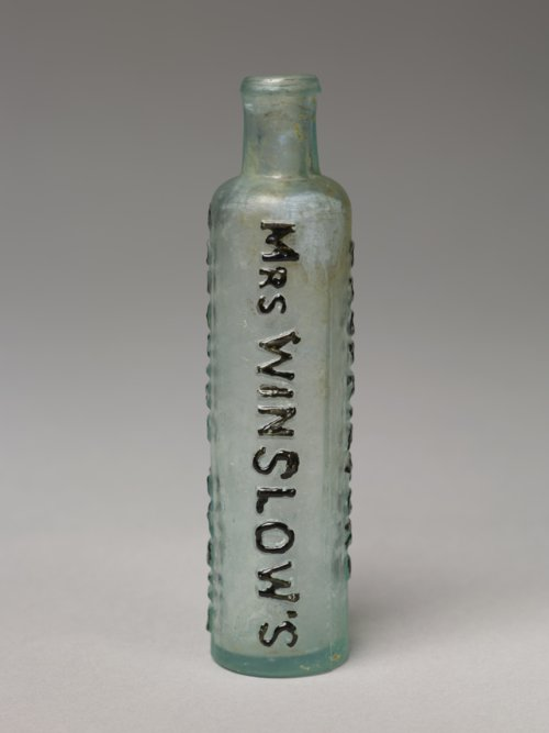 Mrs. Winslow's Soothing Syrup Bottle from the Plowboy Site, 14SH372 - Page