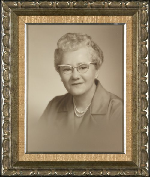 Louise M. Weber Morris - Page