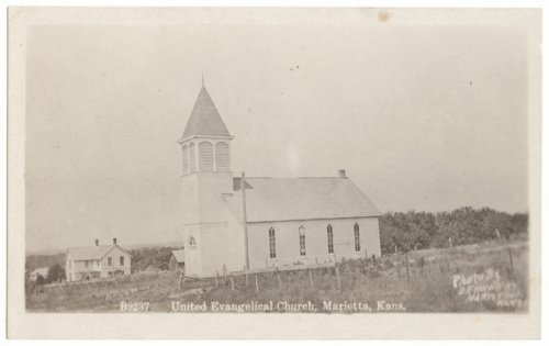 United Evangelical Church - Page