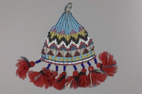 Potawatomi bead work - Page