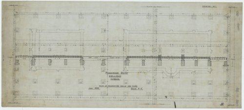 Passenger depot, Holliday, Johnson County, Kansas - Page