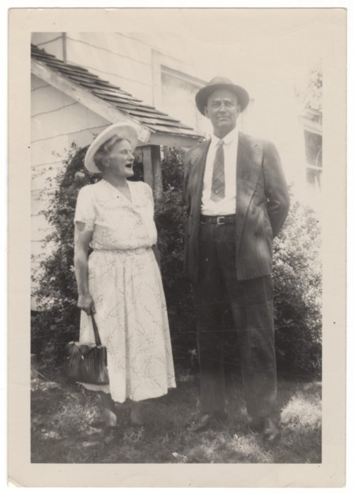 James Elias Boaz and Ivah Irene Boaz - Page