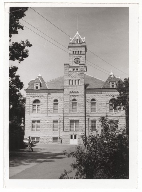 Clay County Courthouse, Clay Center, Kansas - Page