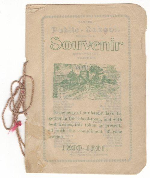 Anna Hittle souvenirs - Page