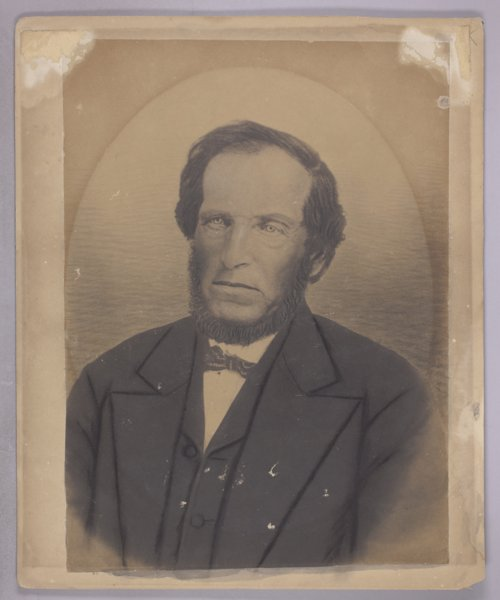 Levi Geyer Hittle portrait - Page