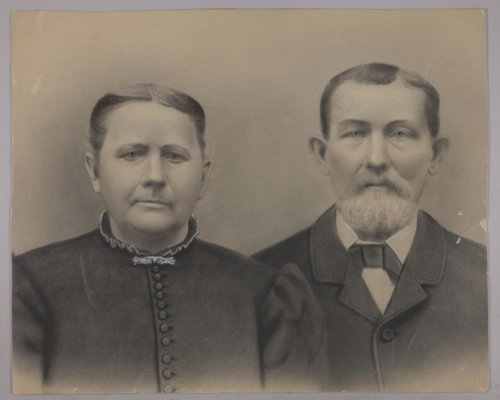 George Nelson and Esther Anna Browning portrait - Page