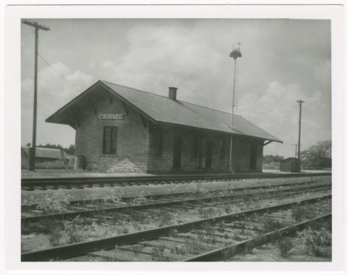 Missouri Pacific Railroad depot, Muscotah, Kansas - Page