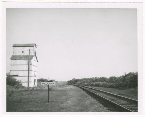 Missouri Pacific Railroad Company's sign board, Padonia, Kansas - Page