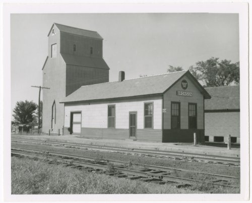 Missouri Pacific Railroad depot, Bronson, Kansas - Page