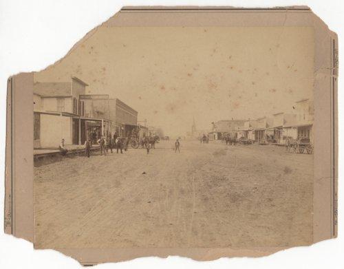 Street scene in Lindsborg, Kansas - Page