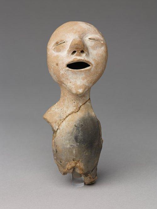 Ceramic Human Effigy - Page