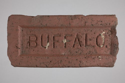 Buffalo Brick from the Quindaro Site - Page