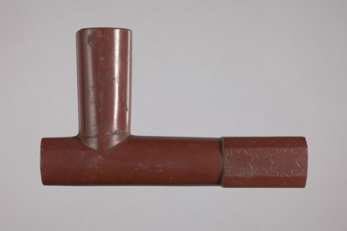 Decorated Pipestone Pipe - Page
