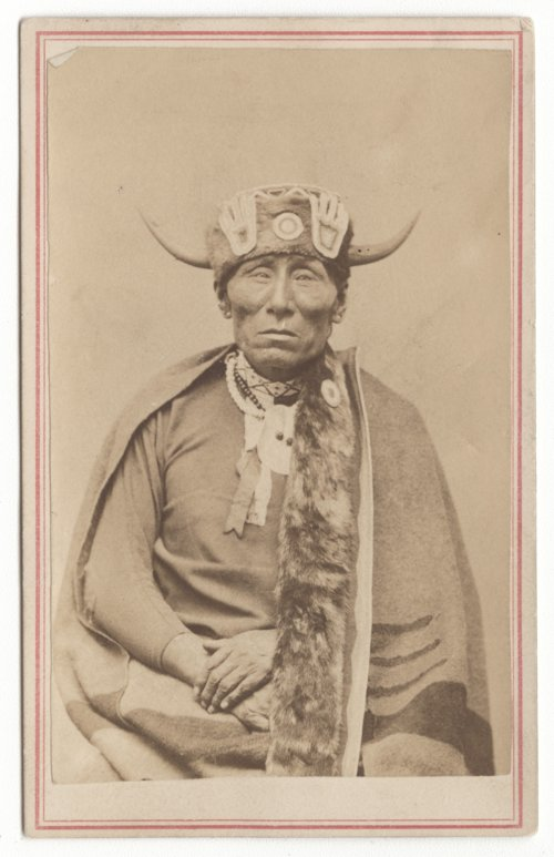 Pawnee Indian photograph - Page