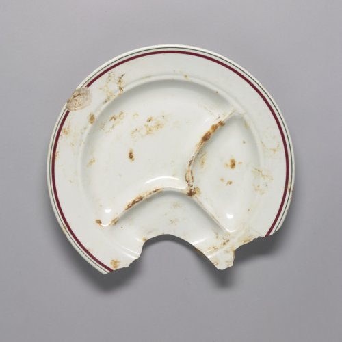 Three Compartment Dinner Plate from the Quindaro Site - Page