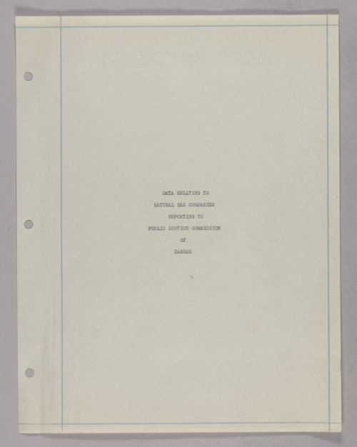 Governor Clyde M. Reed and Henry L. Doherty correspondence - Page