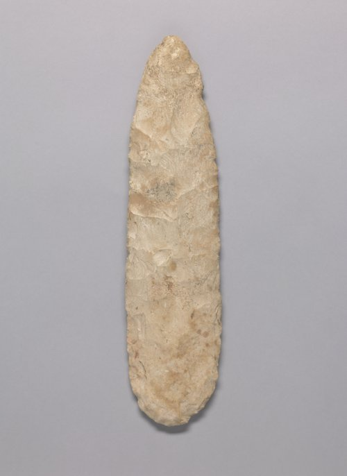 Chipped Stone Hoe from Atchison County - Page