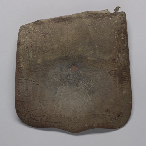Saddle Bag Flap from the Plowboy Site - Page