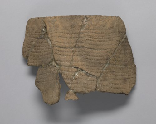 Kansas City Hopewell Vessel Fragment - Page