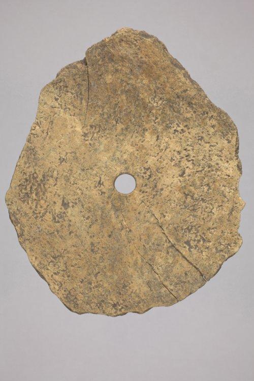 Scapula Hoe Fragment from El Cuartelejo - Page
