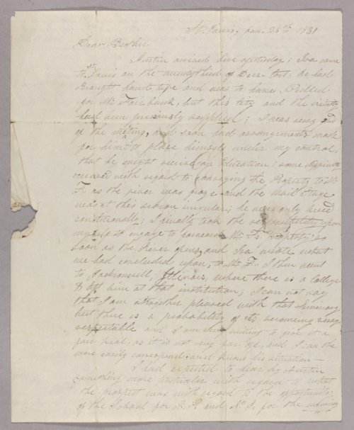 Jedediah Smith to Ralph Smith - Page