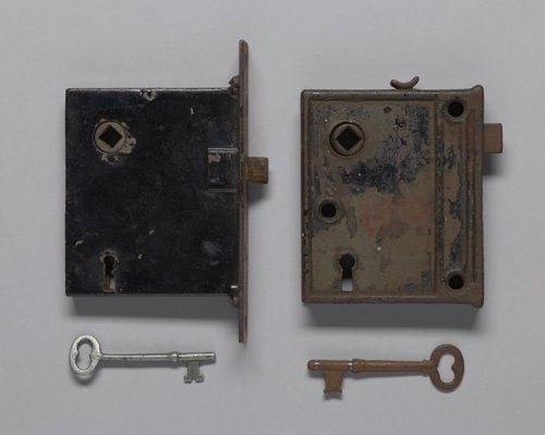 Mortise Locks and Keys from the Plowboy Site, 14SH372 - Page