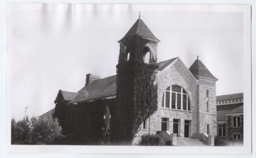Chapel and gymnasium, Haskell Institute - Page