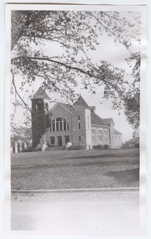 Auditorium and girls' gym, Haskell Institute - Page