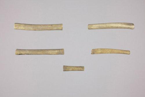 Bone Ornaments from El Cuartelejo - Page
