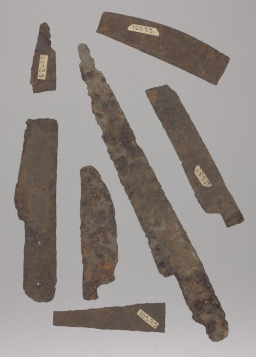 Knife Blades from Blue Earth Village, 14PO24 - Page
