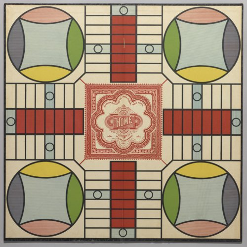 Parcheesi set - Page