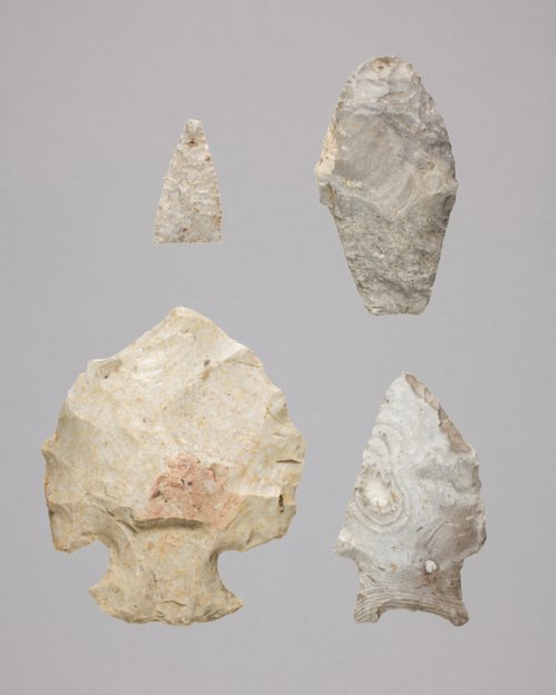 Projectile Points from 14EK303 - Page