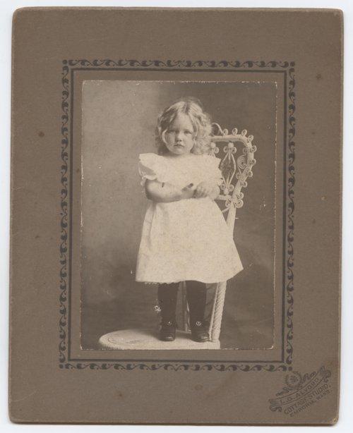 Ethel Shaw - Page