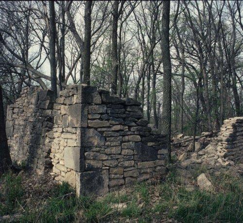 Wah Ske Mi A's Stone Cabin - Page