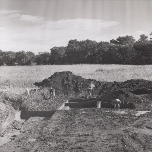 Excavations at the William Young Site in Morris County - Page