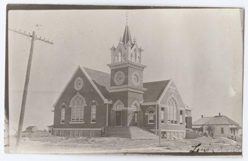 Methodist Church, Lewis, Kansas - Page