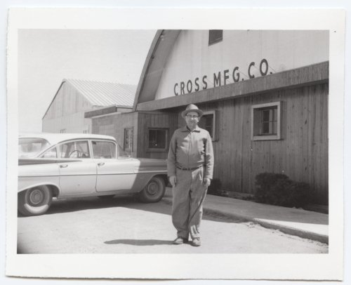 Cross Manufacturing Company, Lewis, Kansas - Page